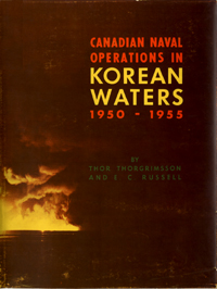 Canadian Naval Operations in Korean Waters, 1950-1955