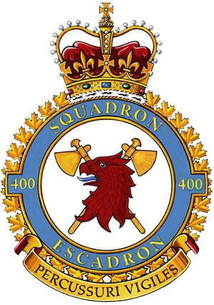 400 Tactical Helicopter Squadron Badge