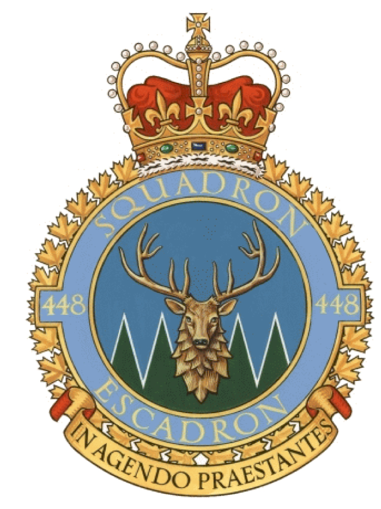 448 Test Squadron Badge