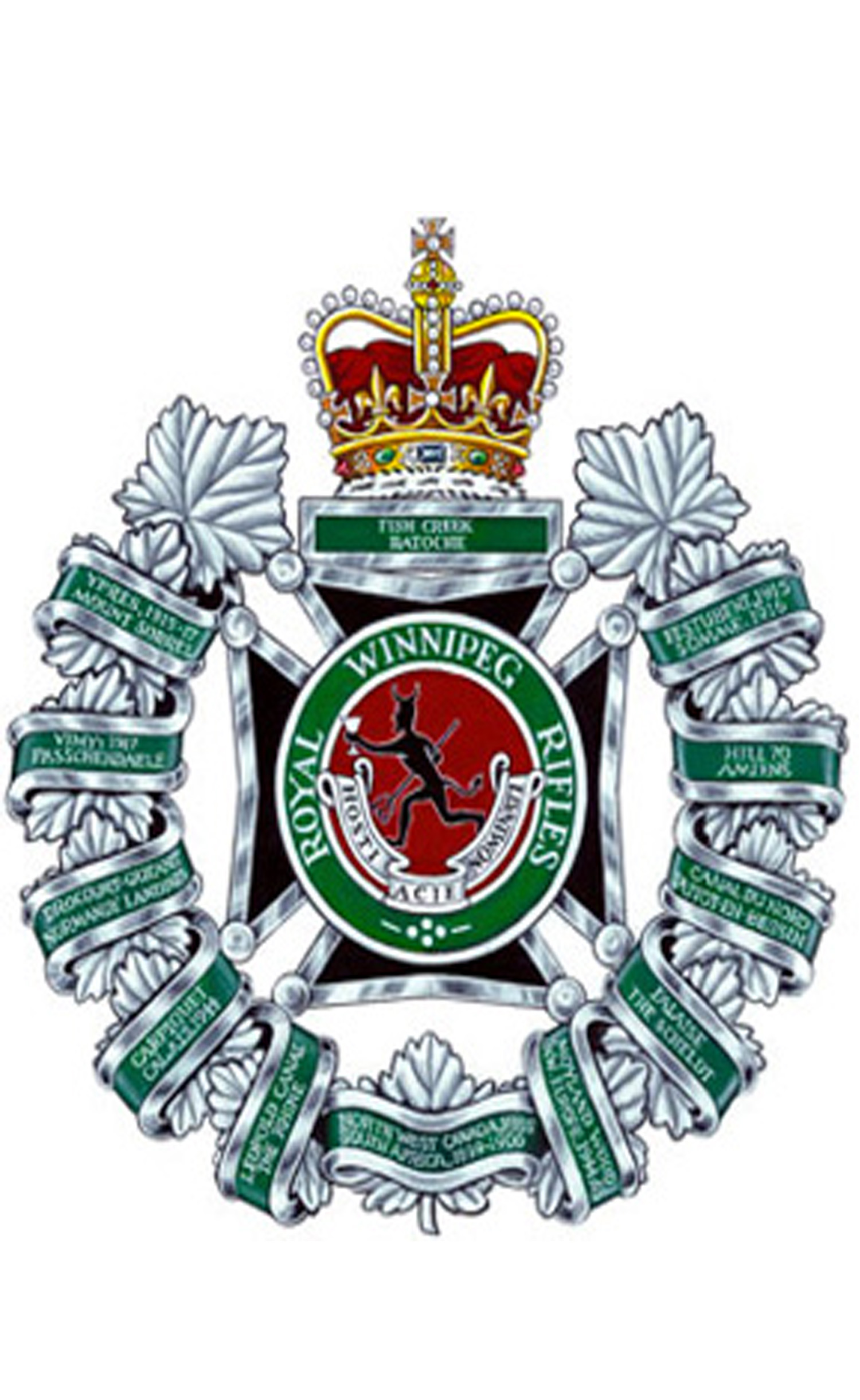 The Royal Winnipeg Rifles