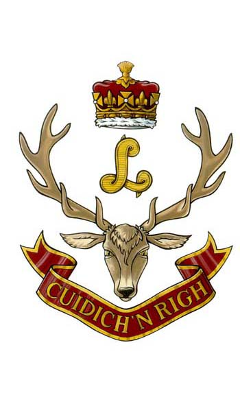 The Seaforth Highlanders of Canada Badge