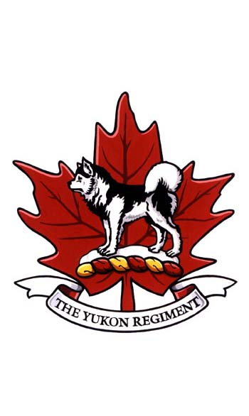 The Yukon Regiment Badge