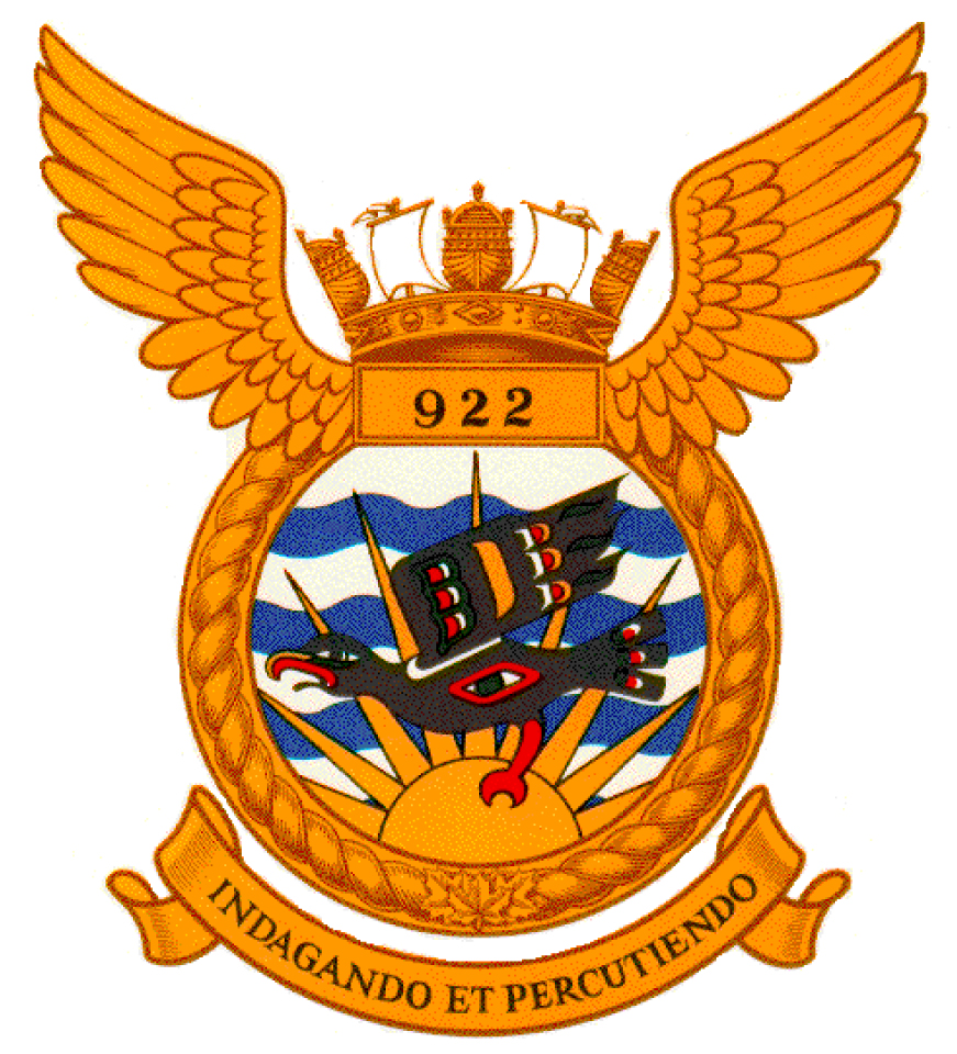 922 Composite Squadron Badge