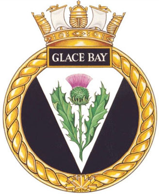 HMCS Glace Bay Badge