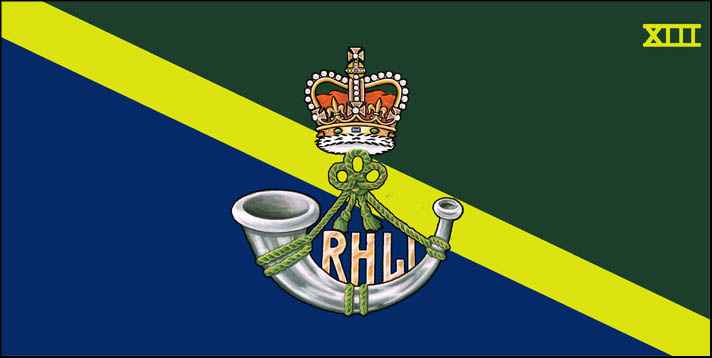 The Royal Hamilton Light Infantry (Wentworth Regiment)