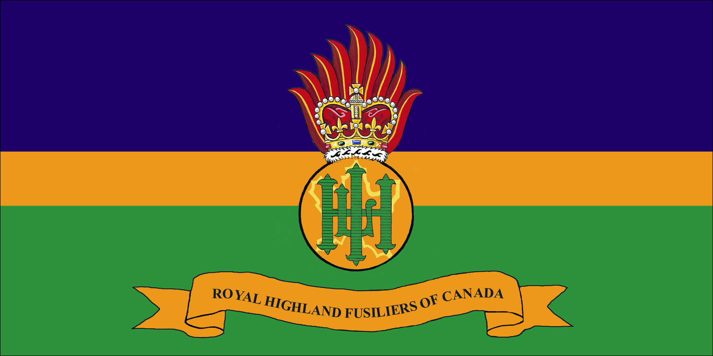 The Royal Highland Fusiliers of Canada