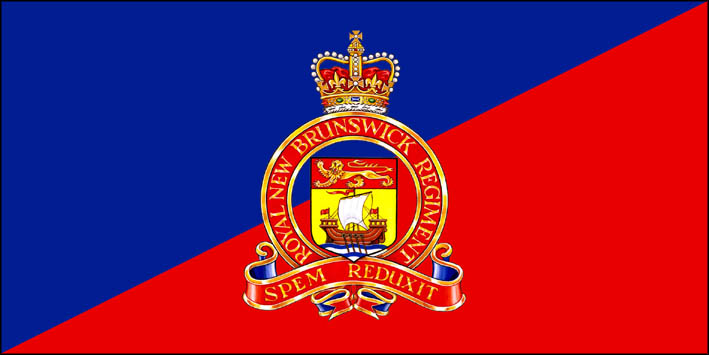 The Royal New Brunswick Regiment