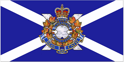The Canadian Scottish Regiment (Princess Mary's)