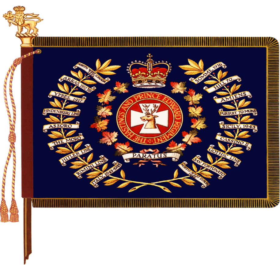 The Hastings and Prince Edward Regiment