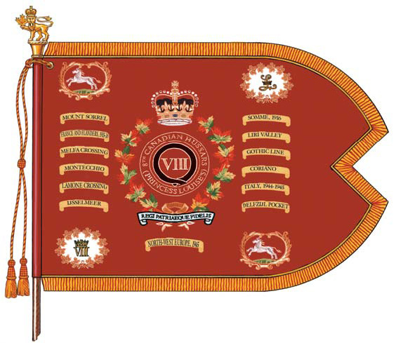 8th Canadian Hussars (Princess Louise's)