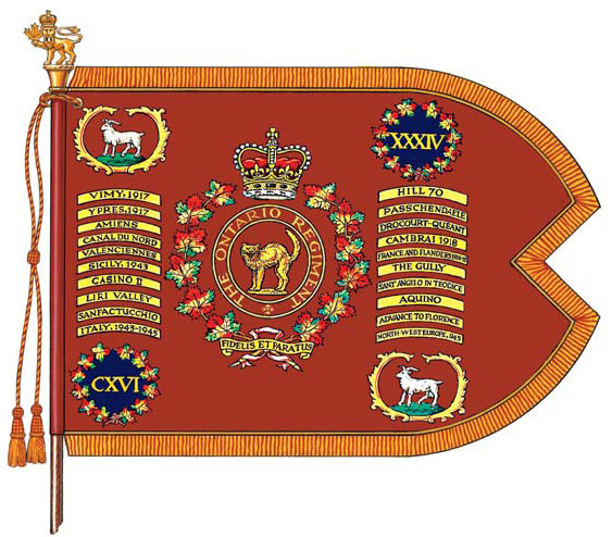 The Ontario Regiment (RCAC)