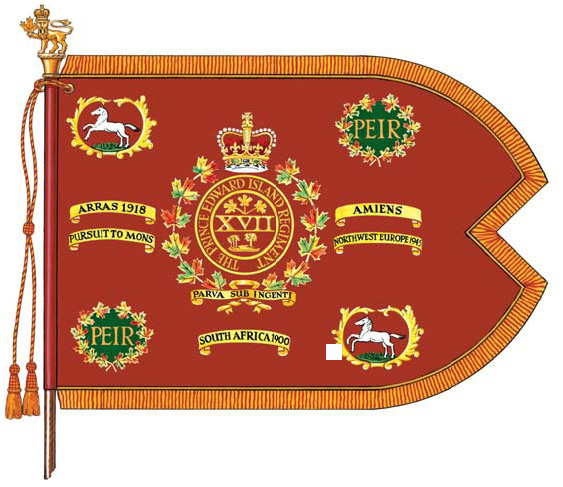 The Prince Edward Island Regiment (RCAC)