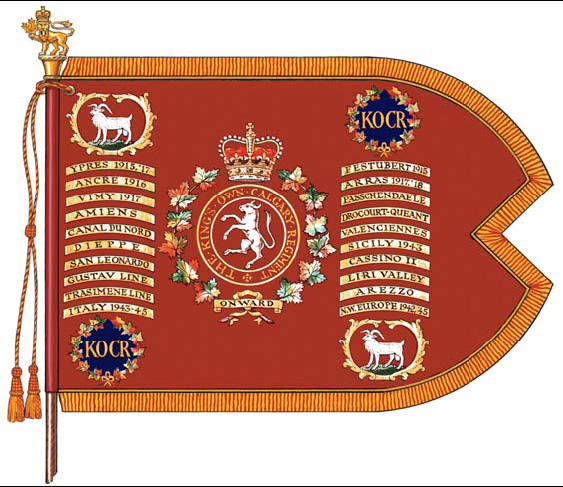 The King's Own Calgary Regiment (RCAC)