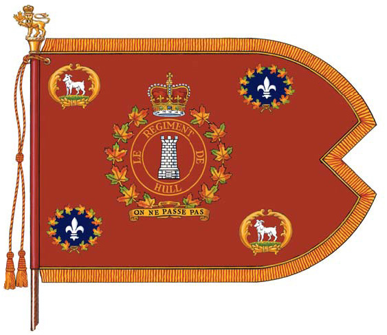 Le Régiment de Hull (RCAC)