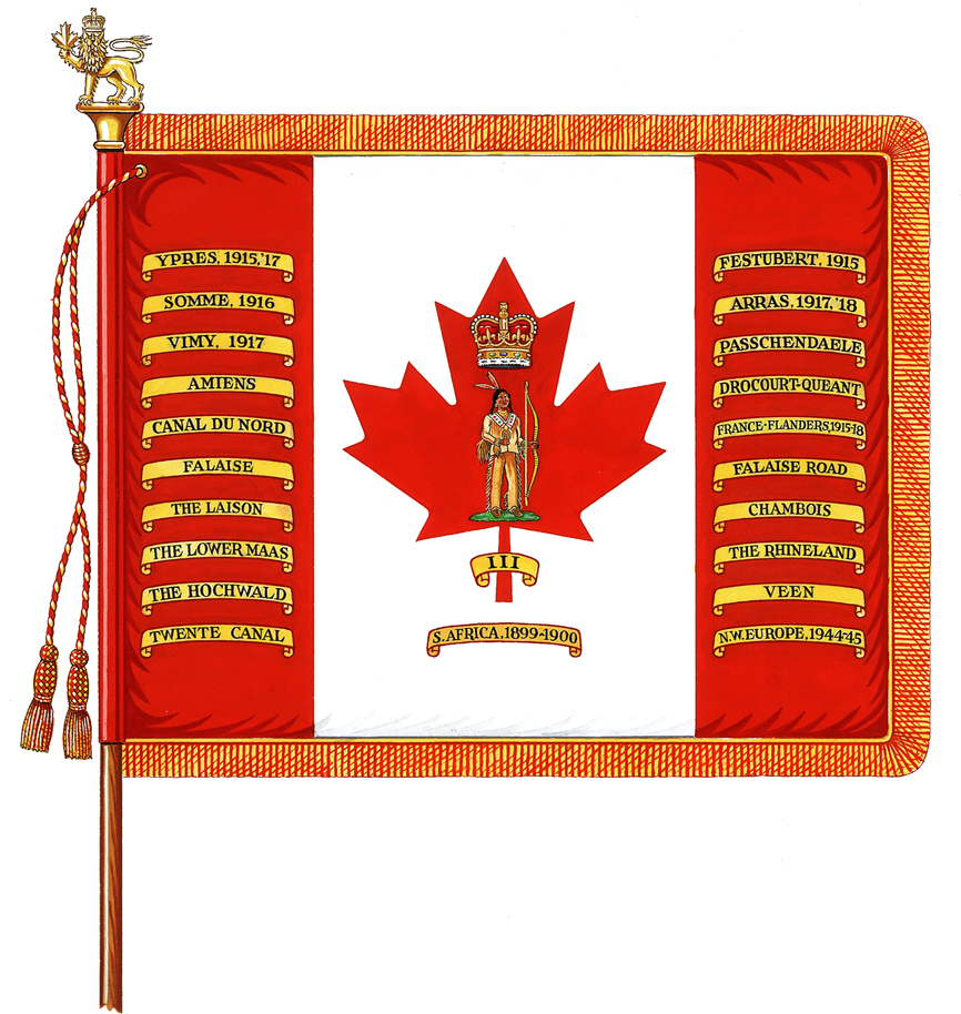 The Canadian Grenadier Guards