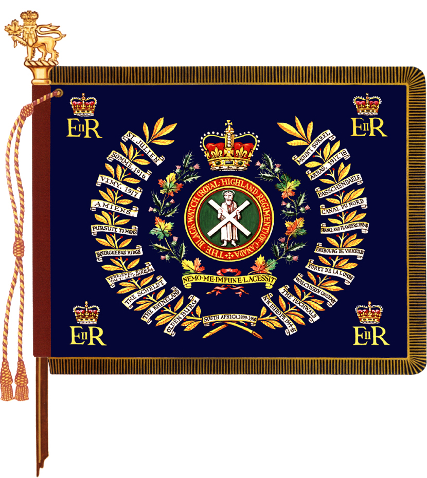 The Black Watch Royal Highland Regiment of Canada