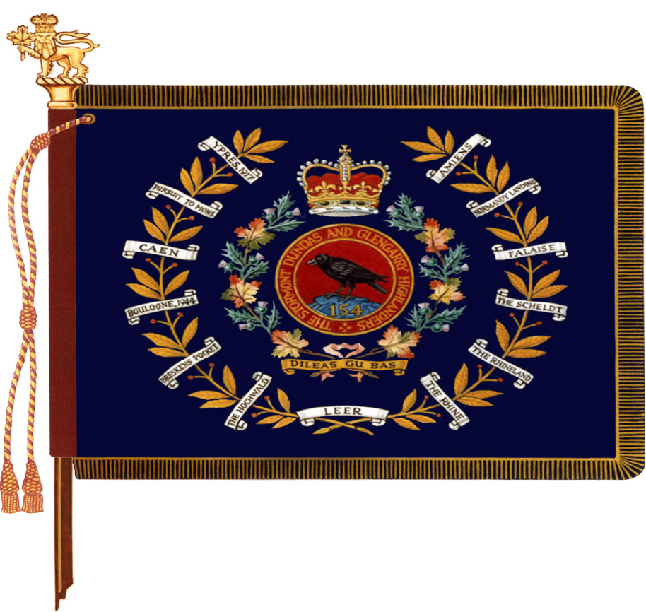 The Stormont, Dundas and Glengarry Highlanders