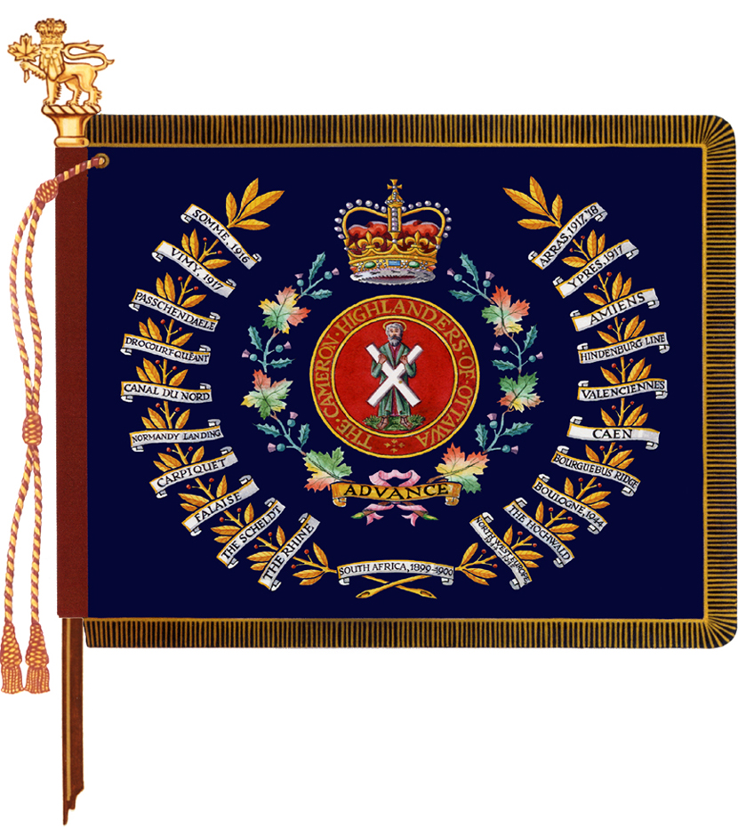 The Cameron Highlanders of Ottawa