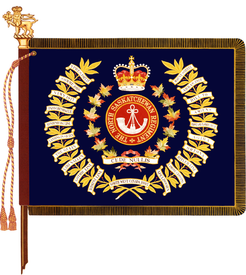 The North Saskatchewan Regiment
