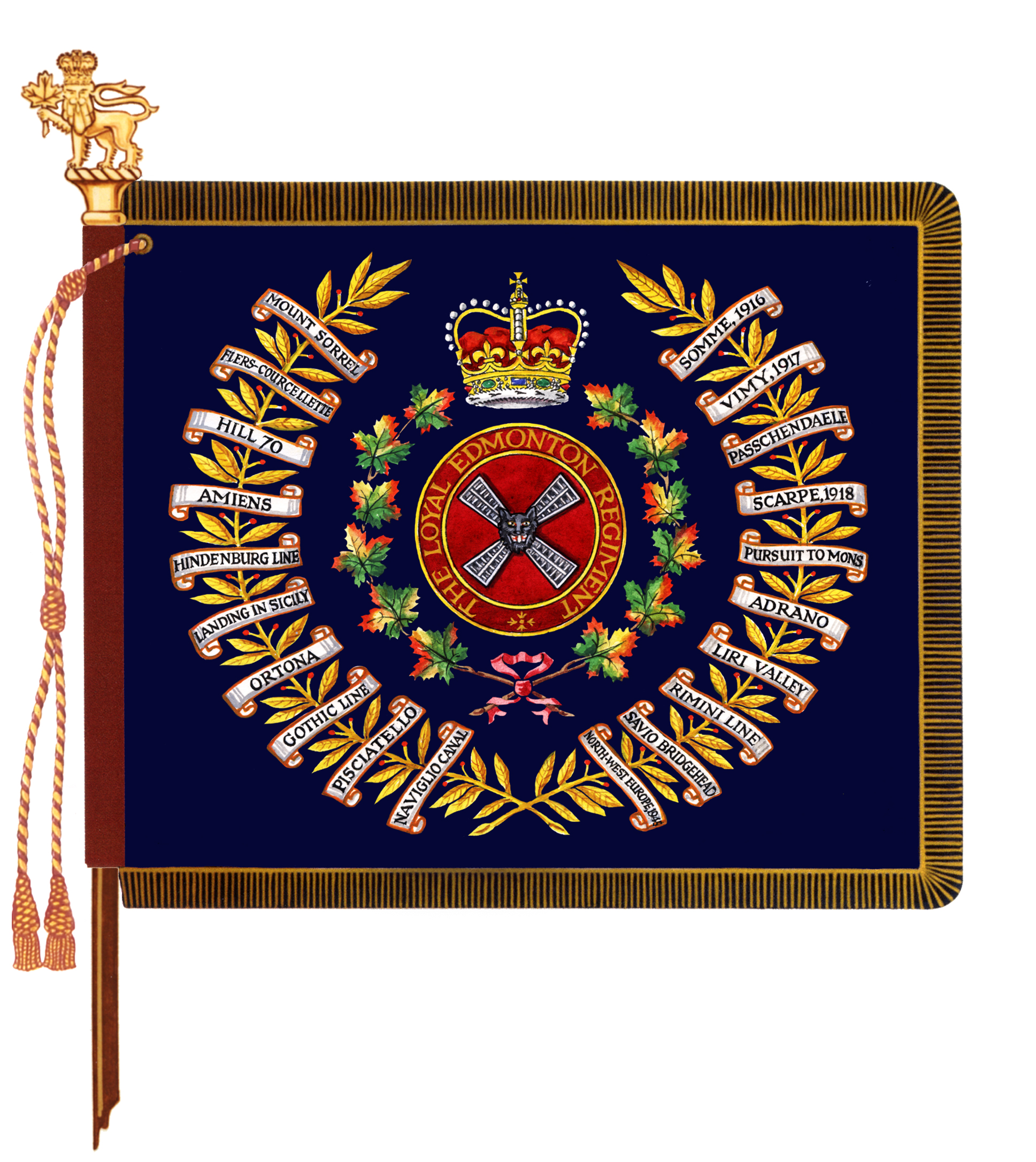 The Loyal Edmonton Regiment