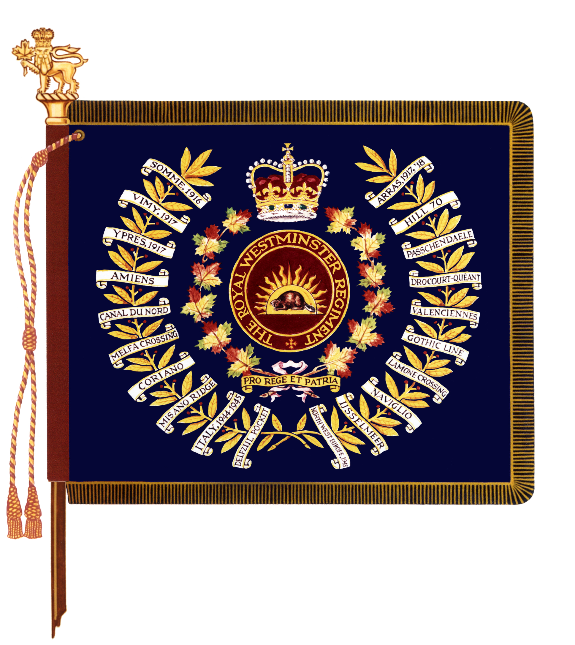 The Royal Westminster Regiment