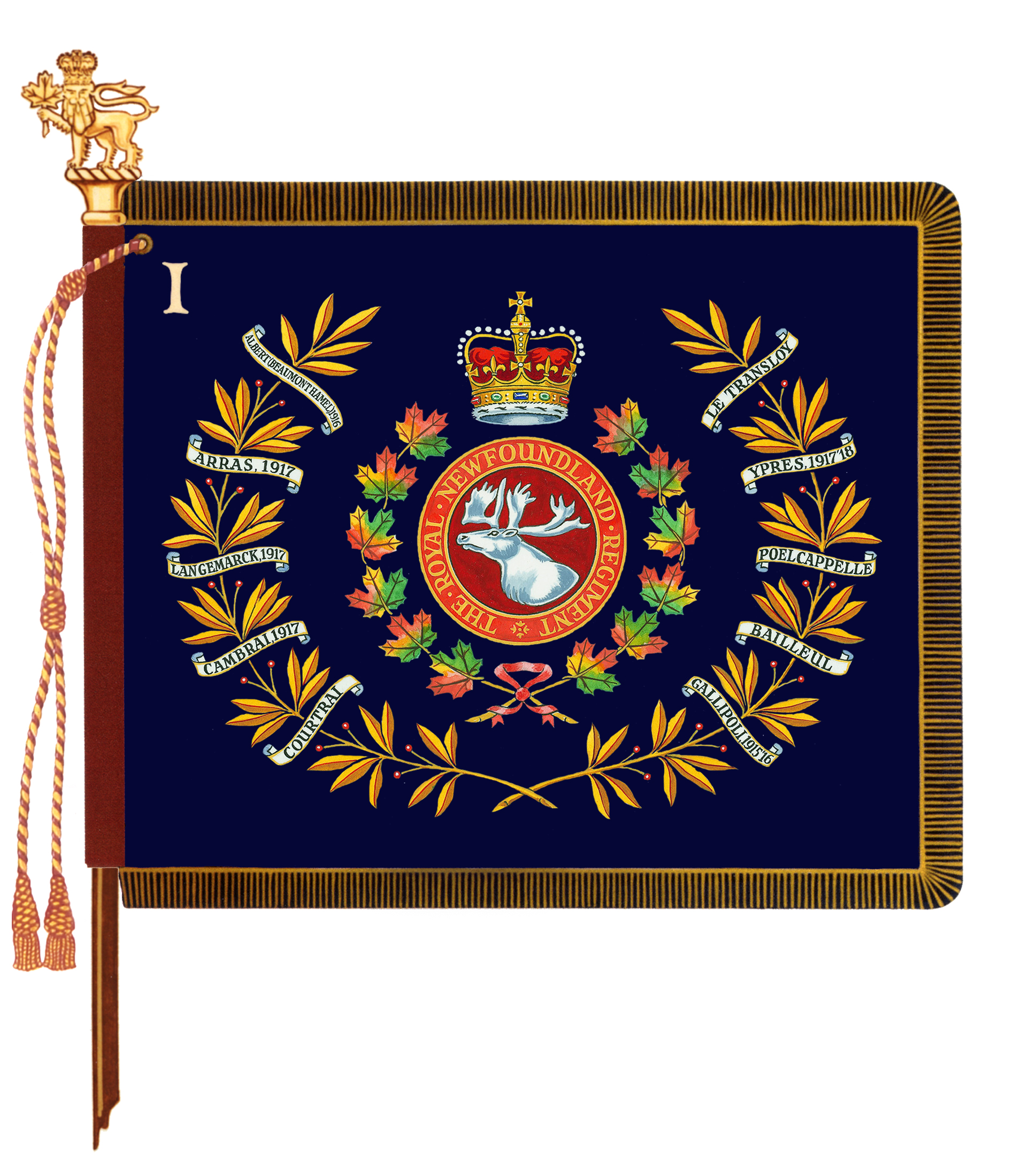 The Royal Newfoundland Regiment