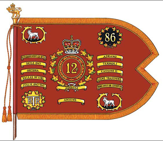 12e Regiment Blinde du Canada