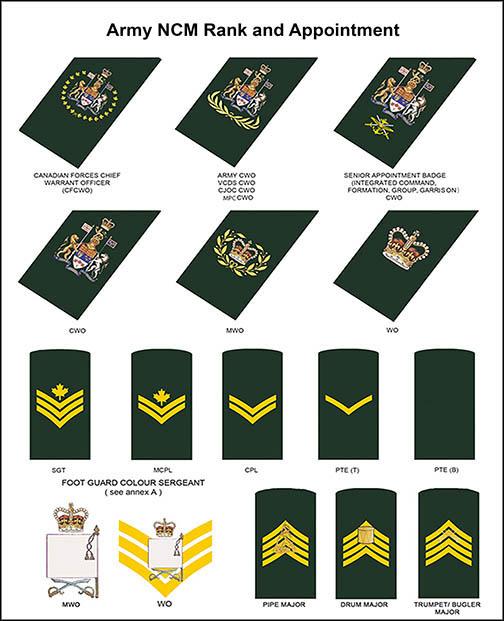 DHH - Publications - Canadian Forces Dress Instructions 499d22cf2d5