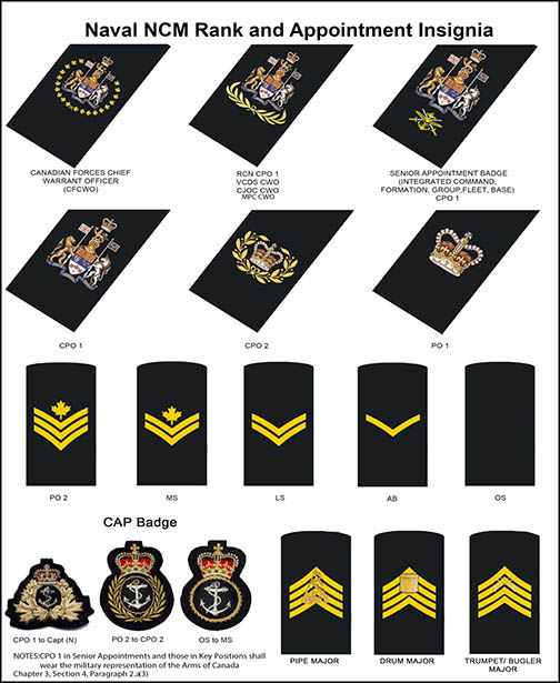 Dhh Publications Canadian Forces Dress Instructions